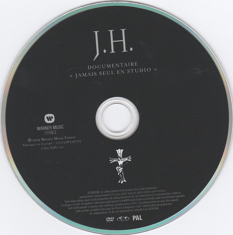 COFFRET JAMAIS SEUL ( COFFRET COLLECTOR )( 2011 ) 2011_j26