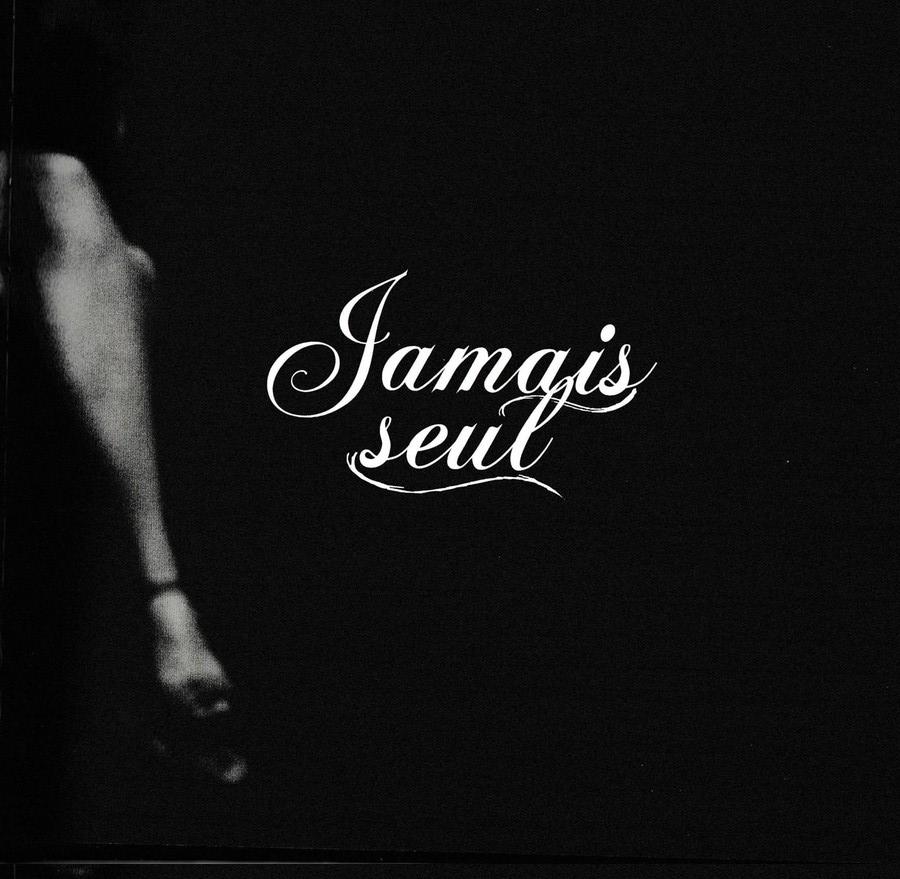 COFFRET JAMAIS SEUL ( COFFRET COLLECTOR )( 2011 ) 2011_j31