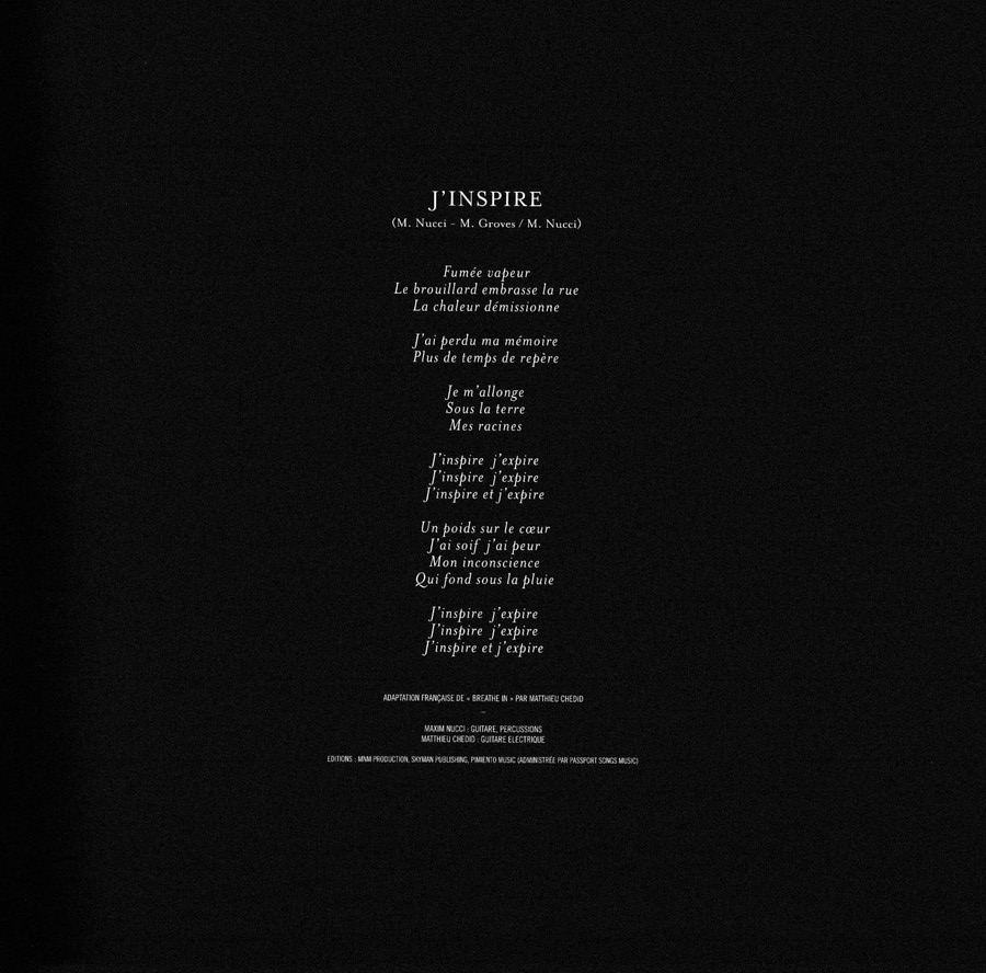 COFFRET JAMAIS SEUL ( COFFRET COLLECTOR )( 2011 ) 2011_j56