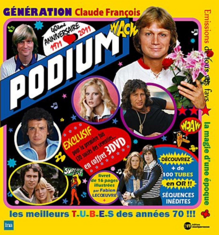 JAQUETTE DVD EMISSIONS TV , DOCUMENTS ,COMPILATIONS , ETC ( Jaquette + Sticker ) 2011_p10