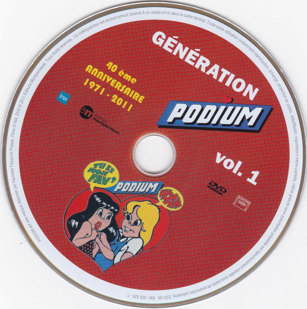 JAQUETTE DVD EMISSIONS TV , DOCUMENTS ,COMPILATIONS , ETC ( Jaquette + Sticker ) 2011_p11