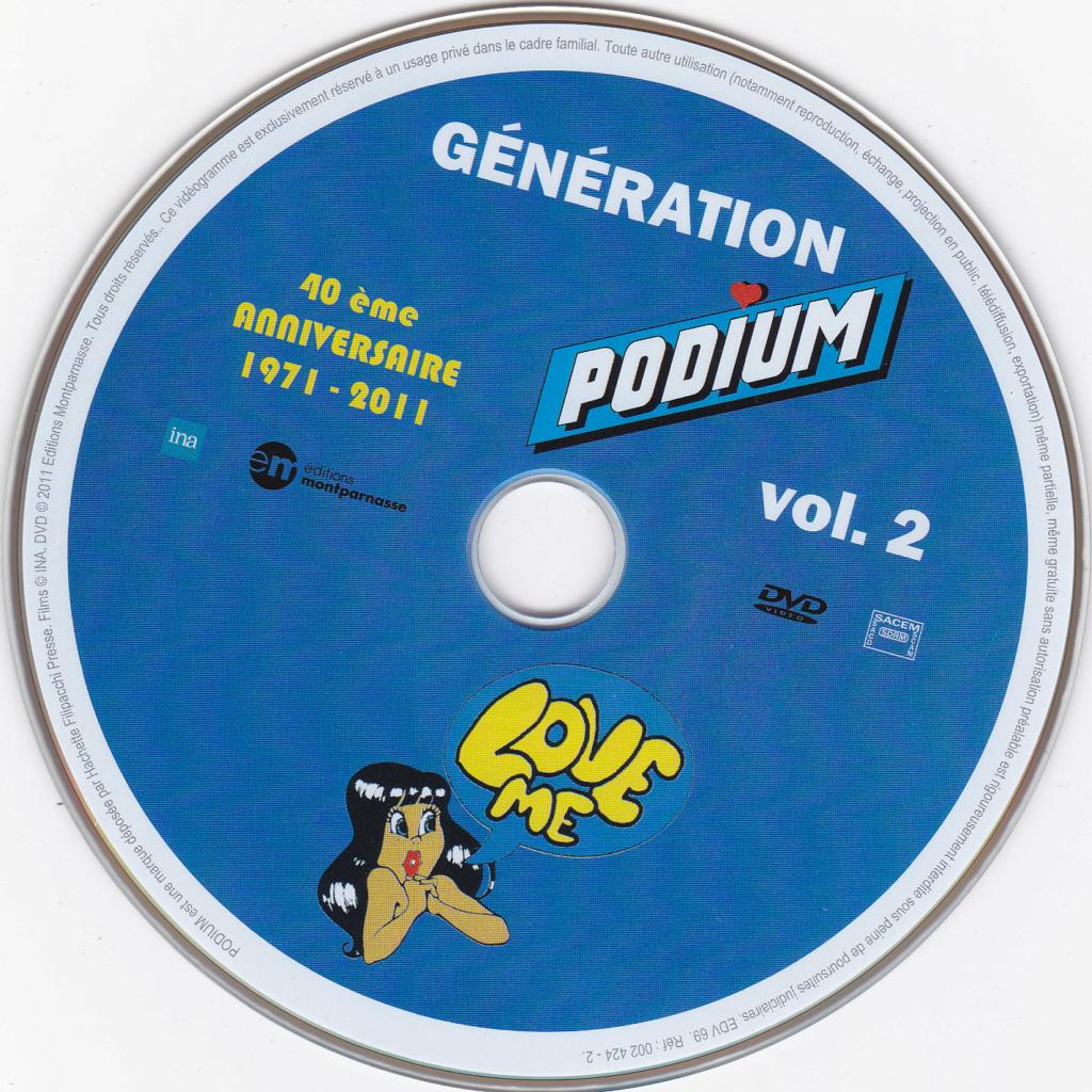 JAQUETTE DVD EMISSIONS TV , DOCUMENTS ,COMPILATIONS , ETC ( Jaquette + Sticker ) 2011_p12