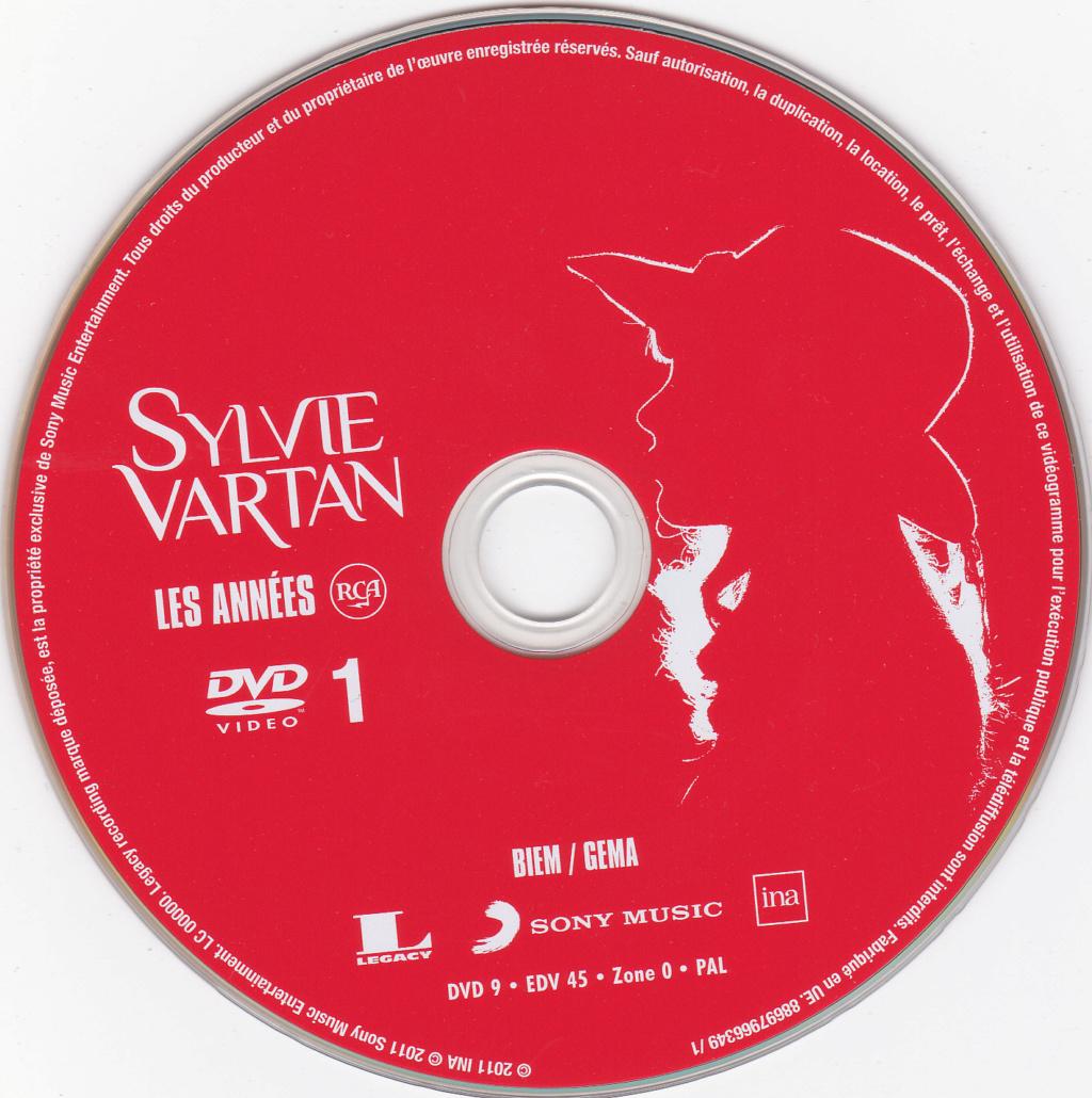 JAQUETTE DVD EMISSIONS TV , DOCUMENTS ,COMPILATIONS , ETC ( Jaquette + Sticker ) 2011_s10