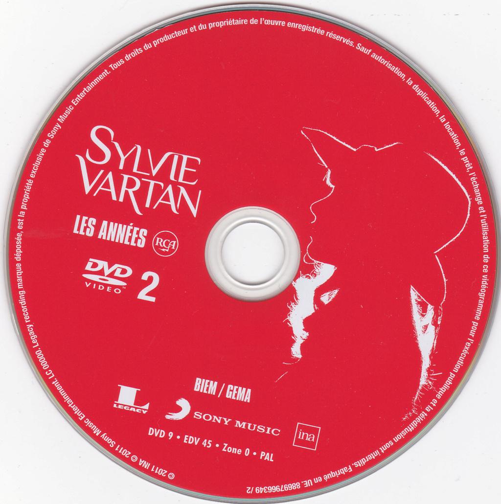 JAQUETTE DVD EMISSIONS TV , DOCUMENTS ,COMPILATIONS , ETC ( Jaquette + Sticker ) 2011_s11