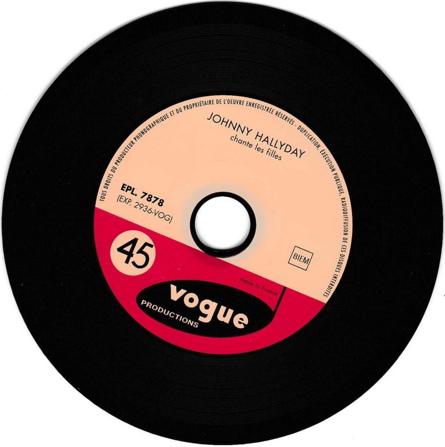 COFFRET 'LES EP VOGUE' ( COFFRET 15CD )( 2012 ) 2012_118