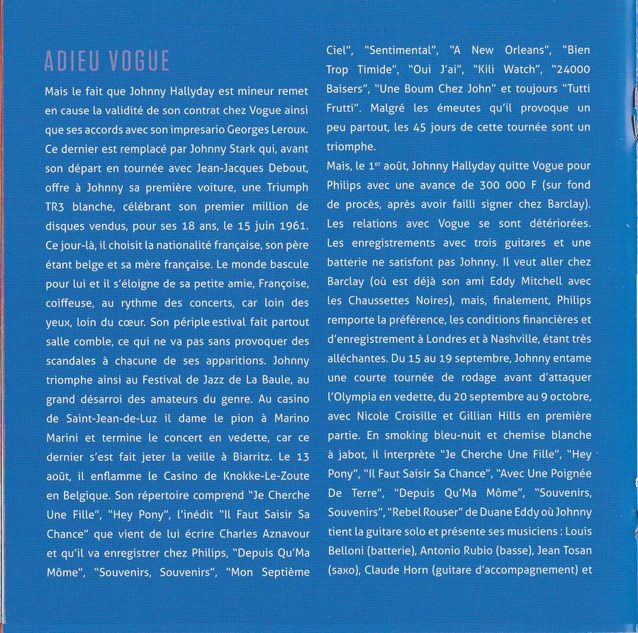 COFFRET 'LES 25CM ET LES 30CM VOGUE' ( COFFRET 10  CD ( 2012 ) 2012_171