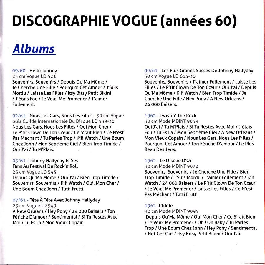COFFRET 'LES 25CM ET LES 30CM VOGUE' ( COFFRET 10  CD ( 2012 ) 2012_176