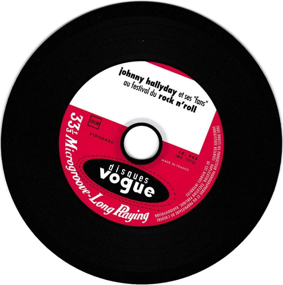 COFFRET 'LES 25CM ET LES 30CM VOGUE' ( COFFRET 10  CD ( 2012 ) 2012_187