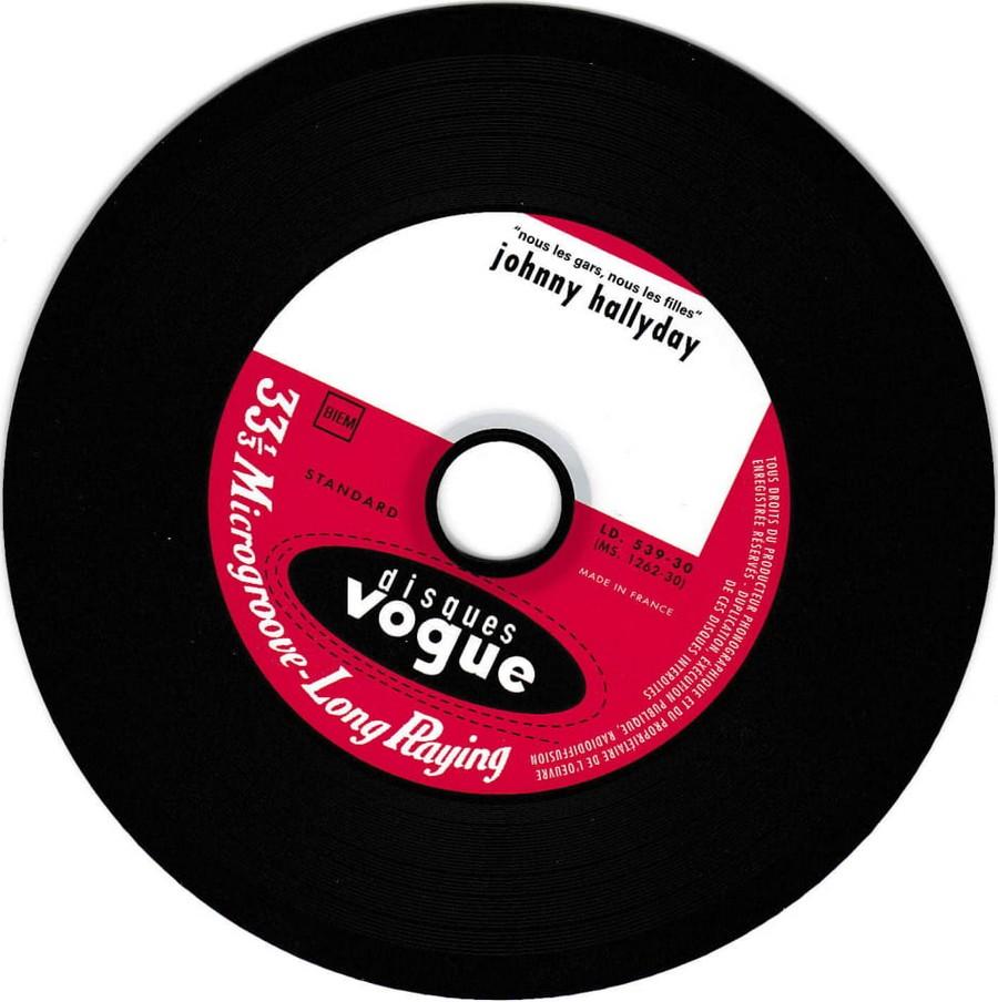 COFFRET 'LES 25CM ET LES 30CM VOGUE' ( COFFRET 10  CD ( 2012 ) 2012_191
