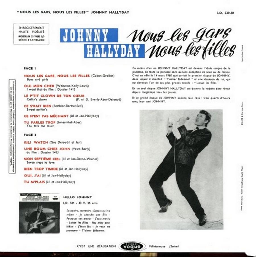 COFFRET 'LES 25CM ET LES 30CM VOGUE' ( COFFRET 10  CD ( 2012 ) 2012_193