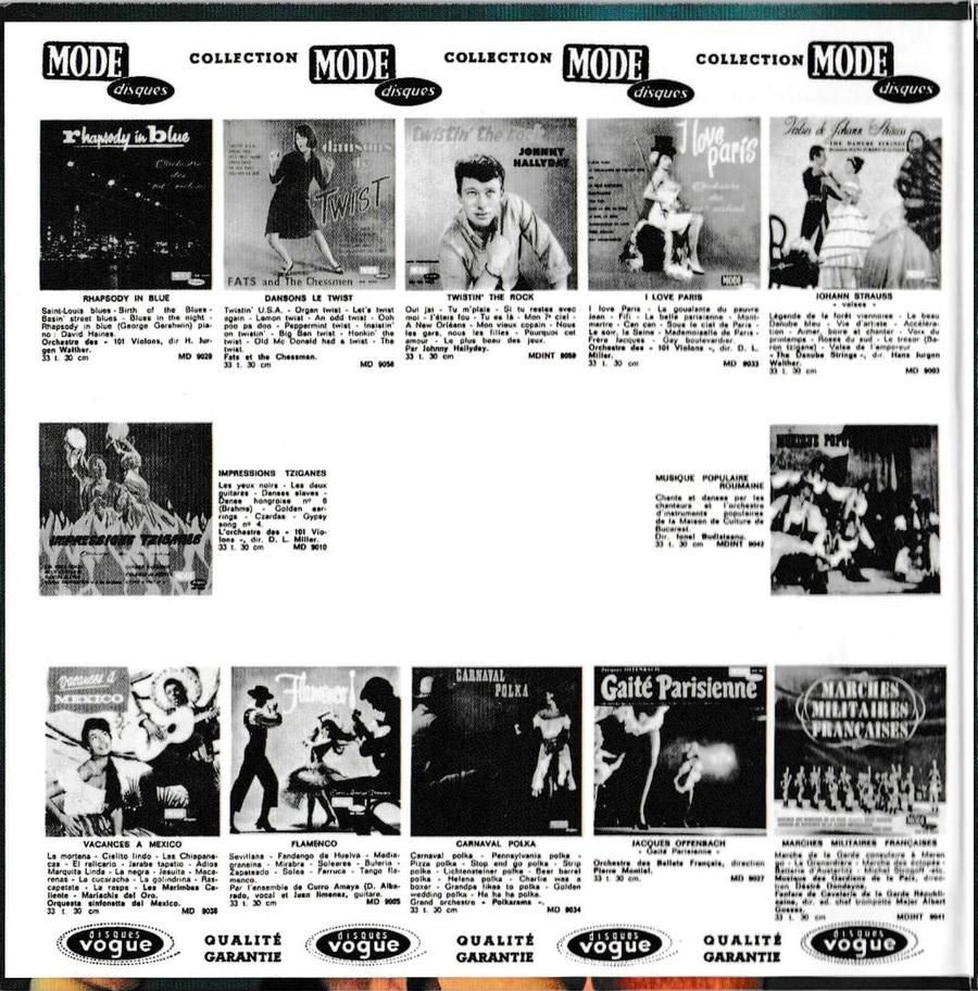 COFFRET 'LES 25CM ET LES 30CM VOGUE' ( COFFRET 10  CD ( 2012 ) 2012_201
