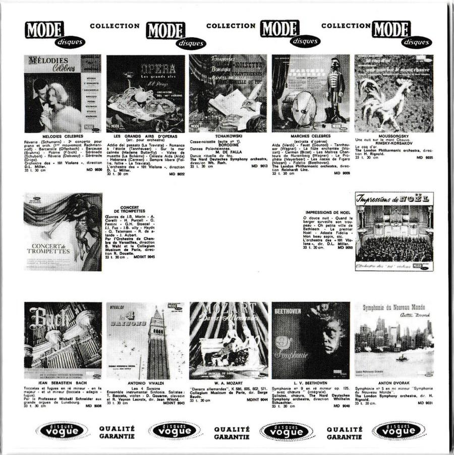 COFFRET 'LES 25CM ET LES 30CM VOGUE' ( COFFRET 10  CD ( 2012 ) 2012_202