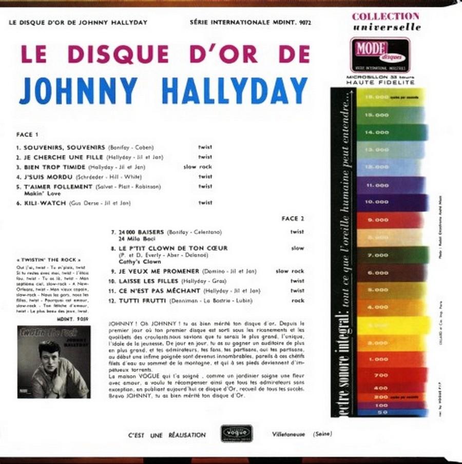 COFFRET 'LES 25CM ET LES 30CM VOGUE' ( COFFRET 10  CD ( 2012 ) 2012_206