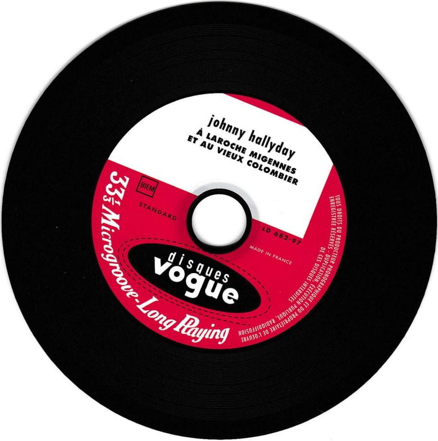 COFFRET 'LES 25CM ET LES 30CM VOGUE' ( COFFRET 10  CD ( 2012 ) 2012_214