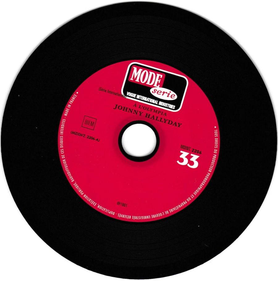 COFFRET 'LES 25CM ET LES 30CM VOGUE' ( COFFRET 10  CD ( 2012 ) 2012_218