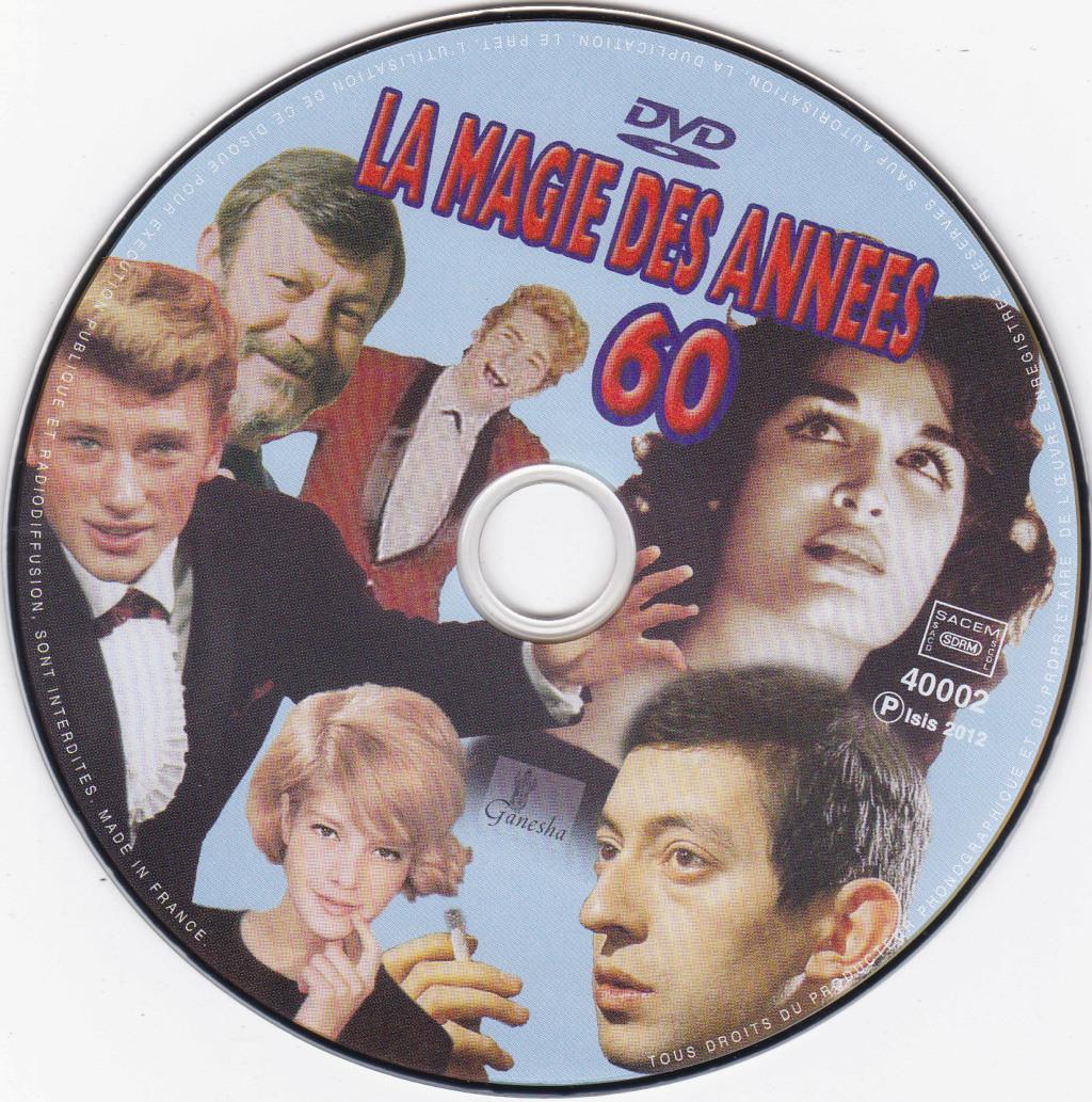 JAQUETTE DVD EMISSIONS TV , DOCUMENTS ,COMPILATIONS , ETC ( Jaquette + Sticker ) 2012_l17