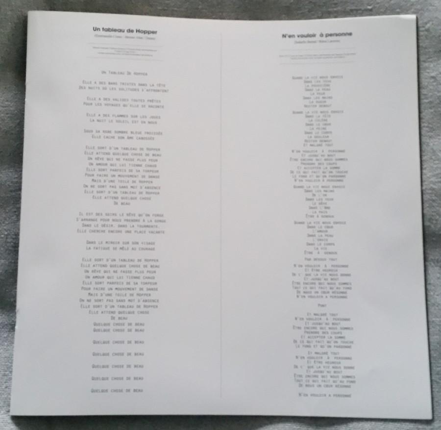 COFFRET 'L'ATTENTE' ( EDITION LUXE NUMEROTEE )( 2012 ) 2012_l22