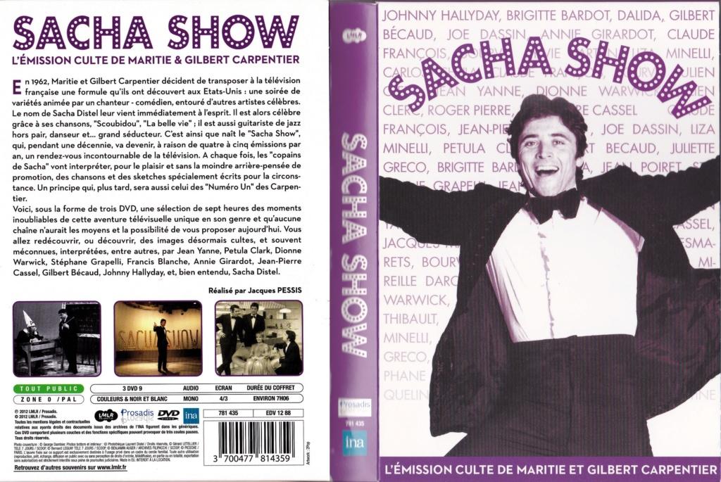 JAQUETTE DVD EMISSIONS TV , DOCUMENTS ,COMPILATIONS , ETC ( Jaquette + Sticker ) 2012_s10
