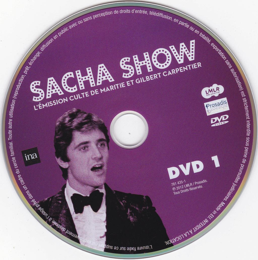JAQUETTE DVD EMISSIONS TV , DOCUMENTS ,COMPILATIONS , ETC ( Jaquette + Sticker ) 2012_s11