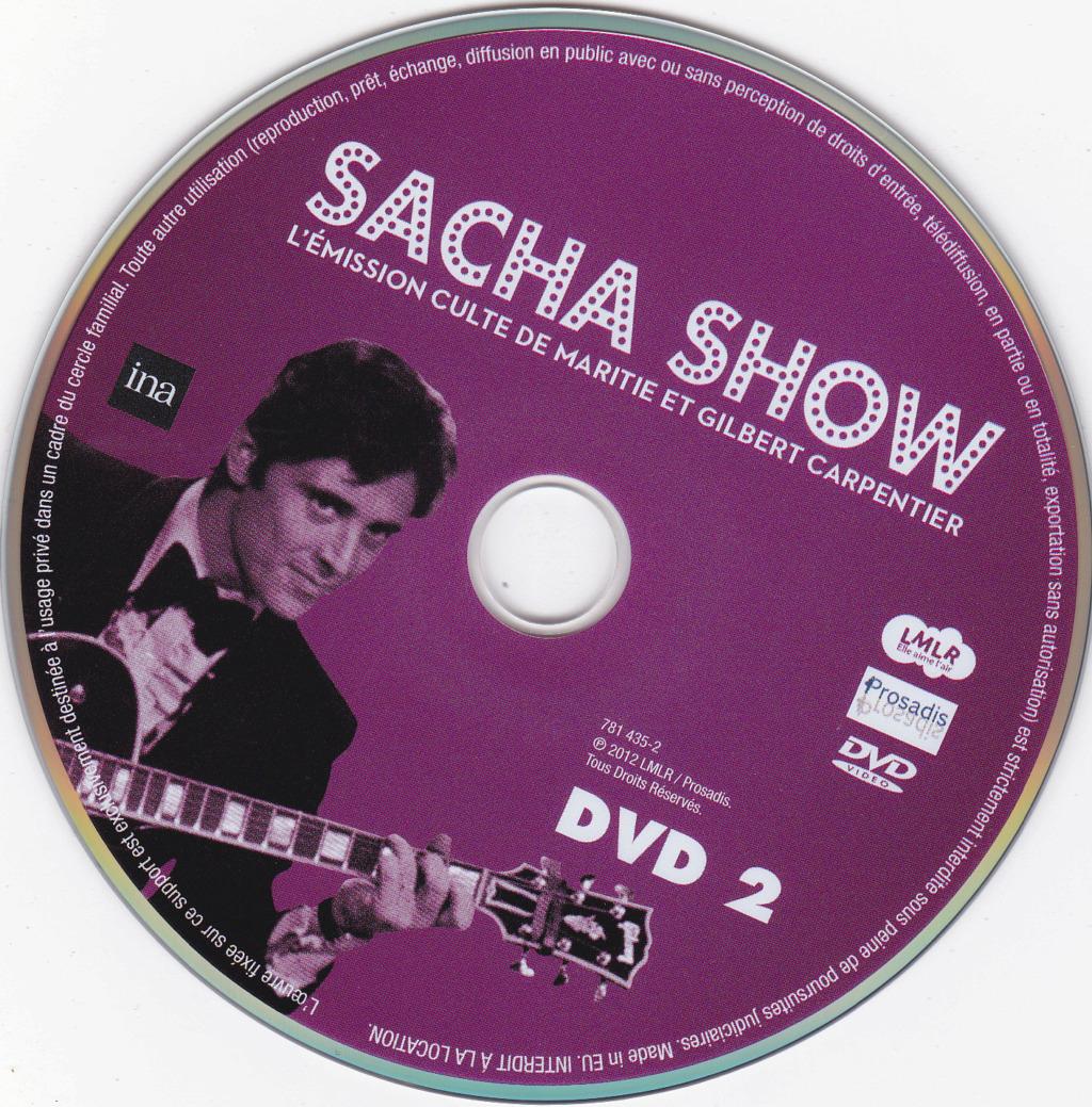 JAQUETTE DVD EMISSIONS TV , DOCUMENTS ,COMPILATIONS , ETC ( Jaquette + Sticker ) 2012_s13