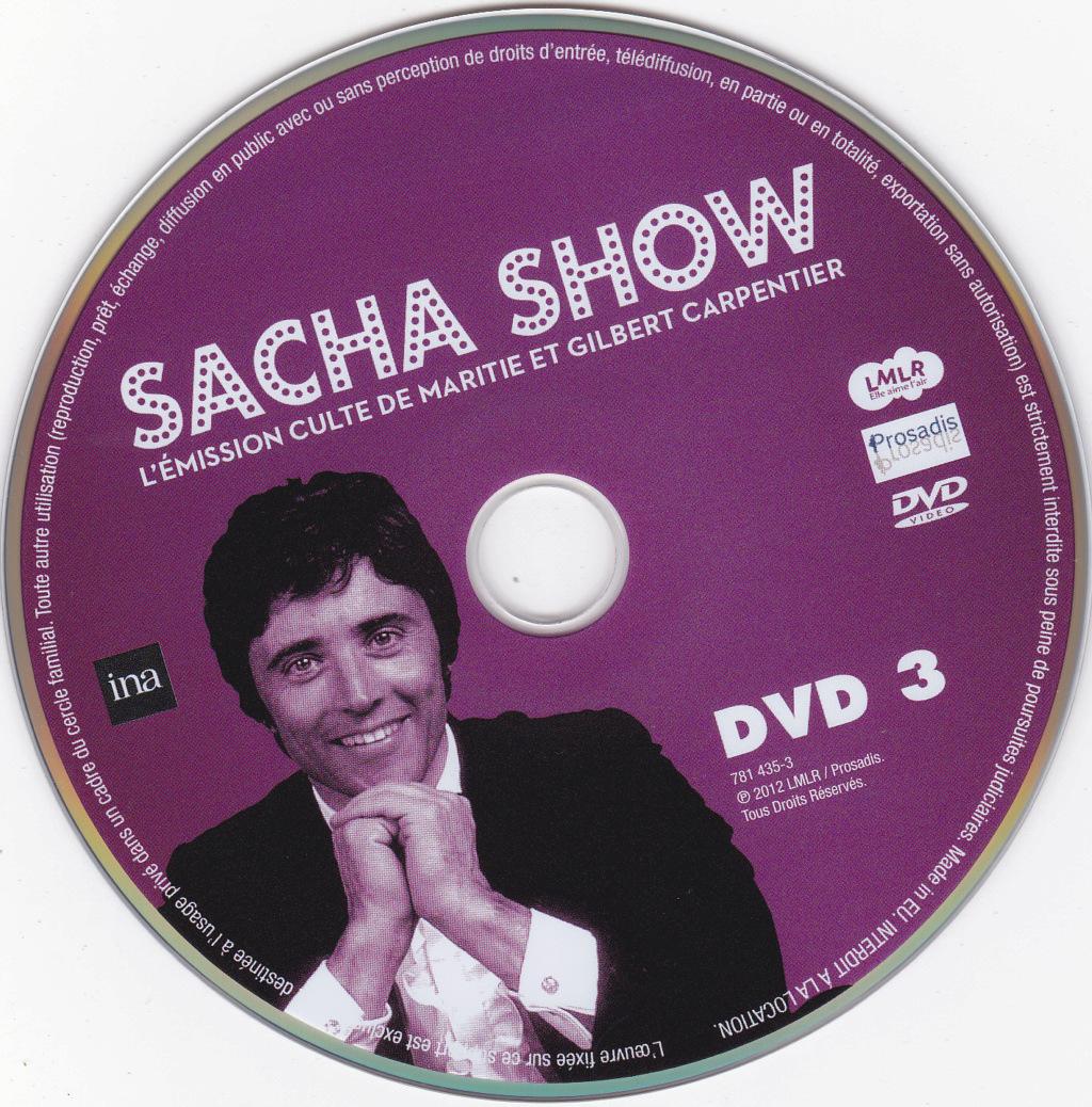 JAQUETTE DVD EMISSIONS TV , DOCUMENTS ,COMPILATIONS , ETC ( Jaquette + Sticker ) 2012_s15