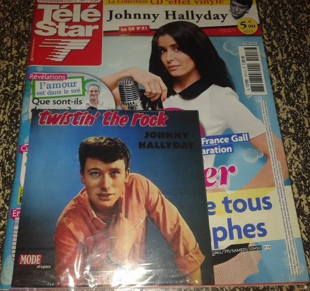 LA COLLECTION CD EFFET VYNILE ( TELE STAR )( 2013 ) - Page 2 2013_151