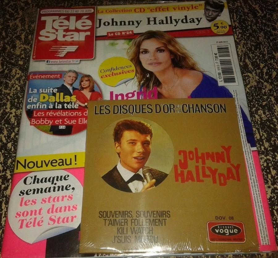 LA COLLECTION CD EFFET VINYLE ( SUITE )( TELE STAR )( 2013 ) 2013_167