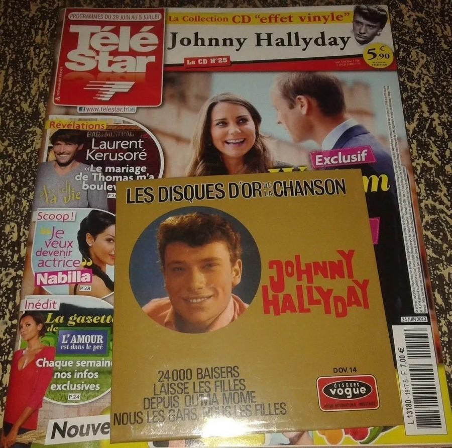 LA COLLECTION CD EFFET VINYLE ( SUITE )( TELE STAR )( 2013 ) 2013_170