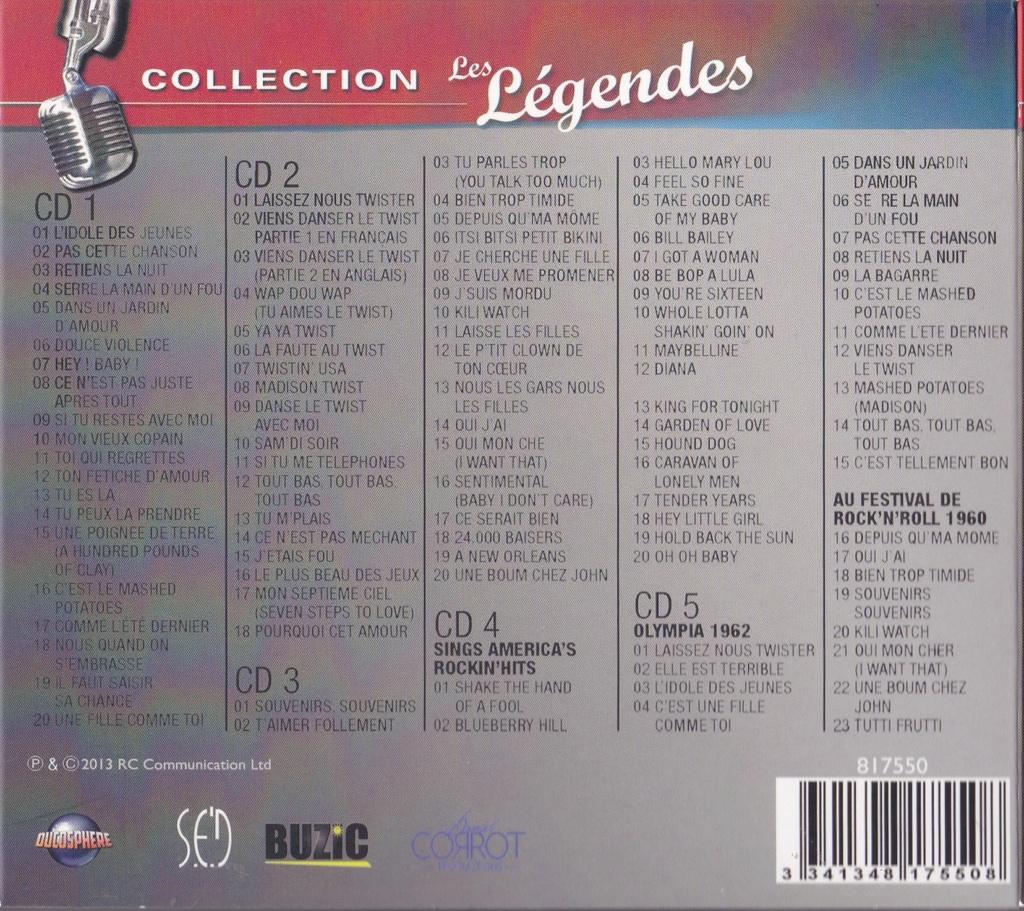 COFFRET COLLECTOR PRESTIGE ( Vinyle + 5CD + DVD )( 2018 ) 2013_c41