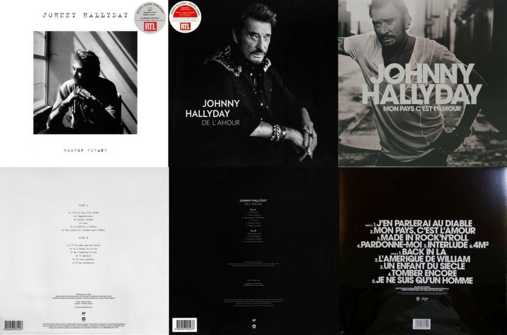 RECAPITULATIF DES ALBUMS STUDIO 33 TOURS OFFICIELS ( 1960 - 2017 ) 2014_111