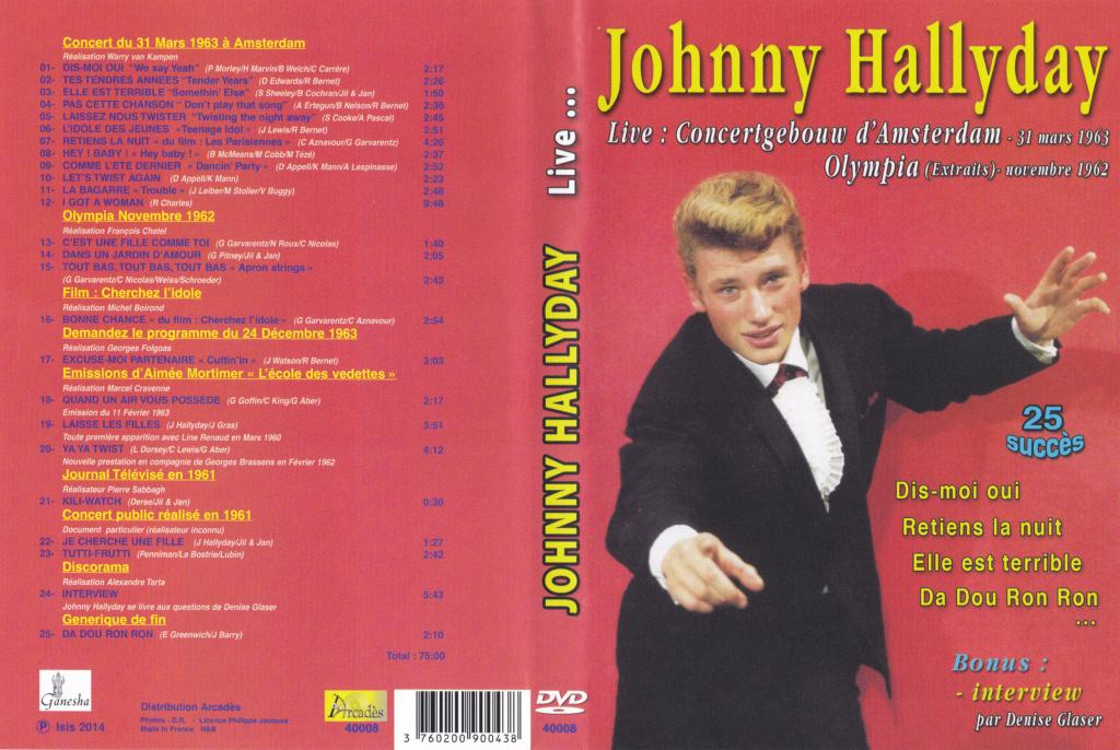 JAQUETTE DVD EMISSIONS TV , DOCUMENTS ,COMPILATIONS , ETC ( Jaquette + Sticker ) 2014_j15