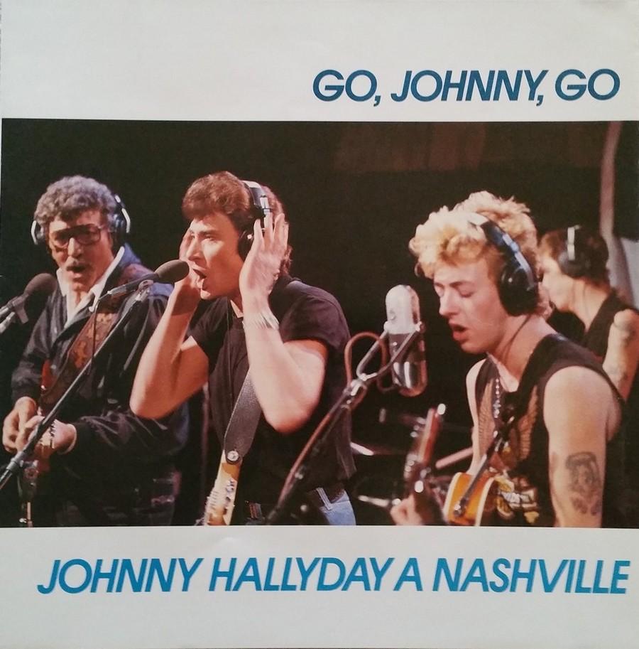 HALLYDAY 84 'NAHSVILLE'  ( 33 TOURS 30CM )( TOUTES LES EDITIONS )( 1984 - 2021 ) 2014_j24