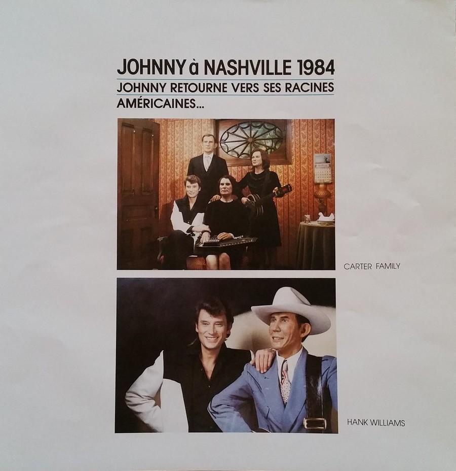 HALLYDAY 84 'NAHSVILLE'  ( 33 TOURS 30CM )( TOUTES LES EDITIONS )( 1984 - 2021 ) 2014_j32