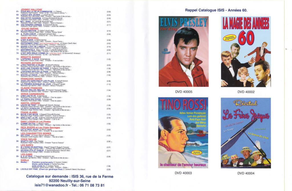 JAQUETTE DVD EMISSIONS TV , DOCUMENTS ,COMPILATIONS , ETC ( Jaquette + Sticker ) 2014_l11