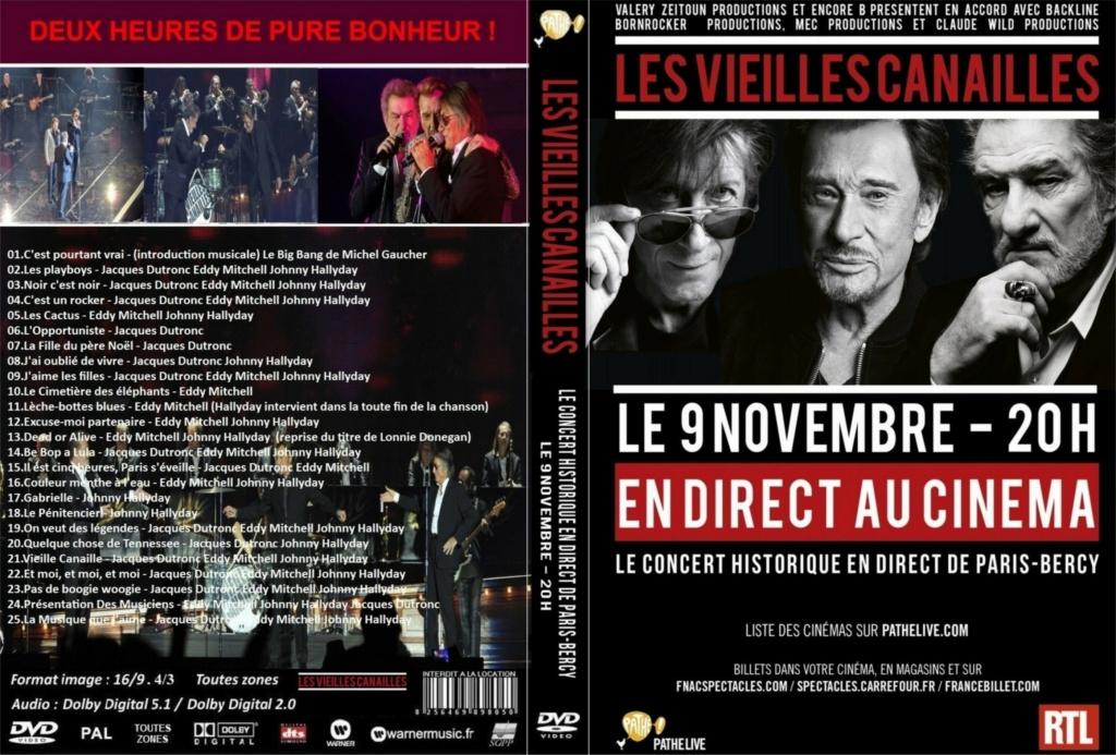 LES CONCERTS DE JOHNNY 'LES VIEILLES CANAILLES - 'PARIS 2014' 2014_l13