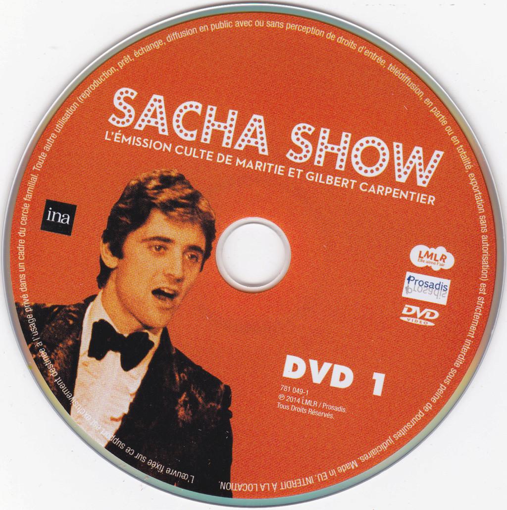 JAQUETTE DVD EMISSIONS TV , DOCUMENTS ,COMPILATIONS , ETC ( Jaquette + Sticker ) 2014_s18