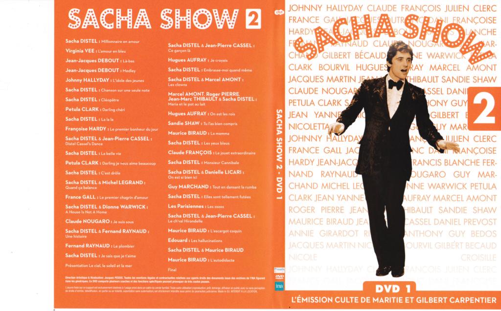 JAQUETTE DVD EMISSIONS TV , DOCUMENTS ,COMPILATIONS , ETC ( Jaquette + Sticker ) 2014_s20