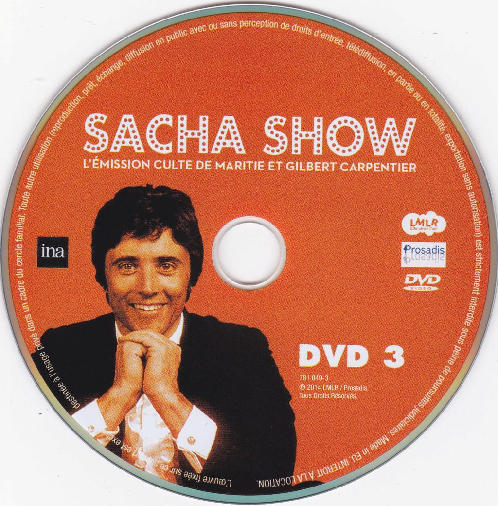 JAQUETTE DVD EMISSIONS TV , DOCUMENTS ,COMPILATIONS , ETC ( Jaquette + Sticker ) 2014_s23