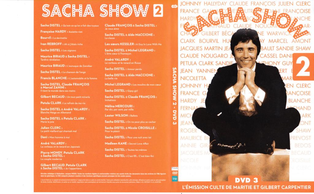 JAQUETTE DVD EMISSIONS TV , DOCUMENTS ,COMPILATIONS , ETC ( Jaquette + Sticker ) 2014_s24
