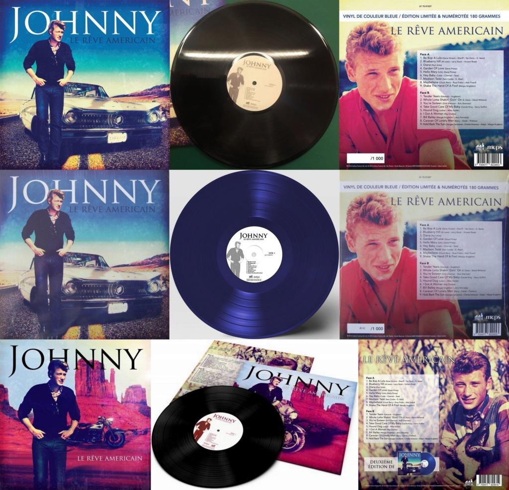 Johnny Hallyday   Le Rêve Américain  Erreur De Pressage 2016 2016_l43