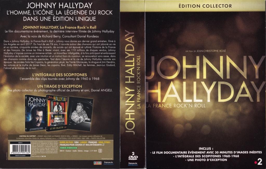 JAQUETTE DVD EMISSIONS TV , DOCUMENTS ,COMPILATIONS , ETC ( Jaquette + Sticker ) 2017_j14