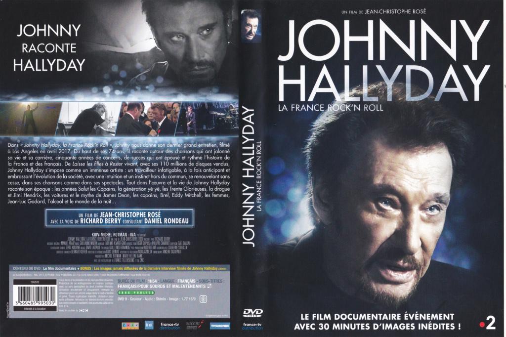JAQUETTE DVD EMISSIONS TV , DOCUMENTS ,COMPILATIONS , ETC ( Jaquette + Sticker ) 2017_j15