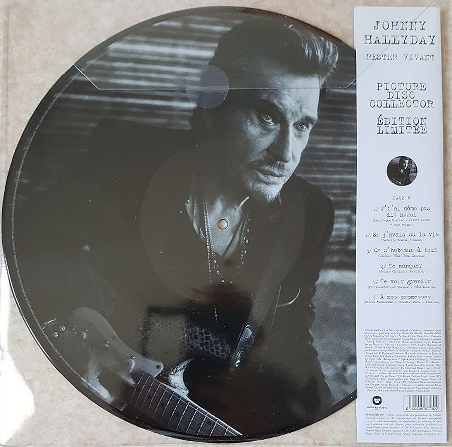 Picture disc officiel ( Universal, Sony, Warner ) 2017_r25