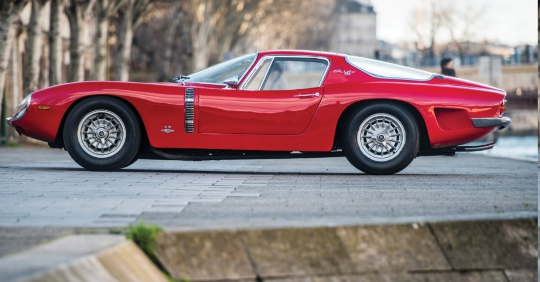 ISO GRIFO A3/C ( 1965 ) 20180113
