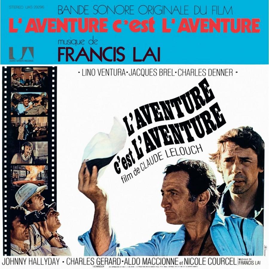 L'AVENTURE C'EST L'AVENTURE ( SP - LP )( TOUTES LES EDITIONS )( 1972-2018 ) 2018_l17