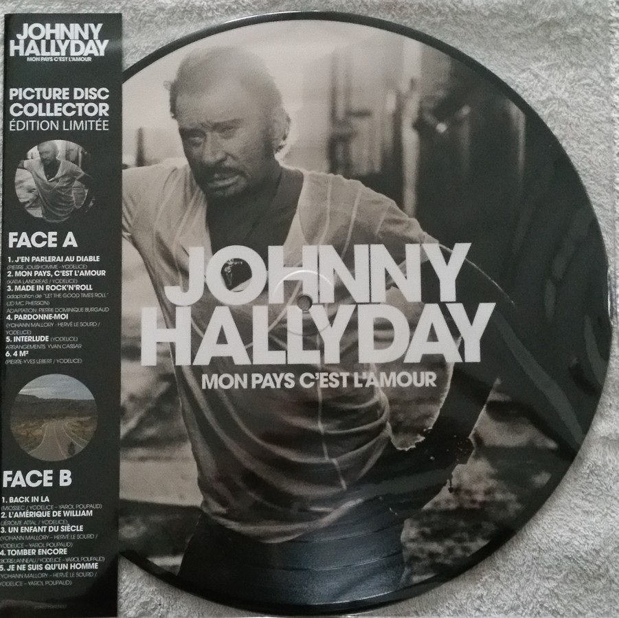 Picture disc officiel ( Universal, Sony, Warner ) 2018_m28