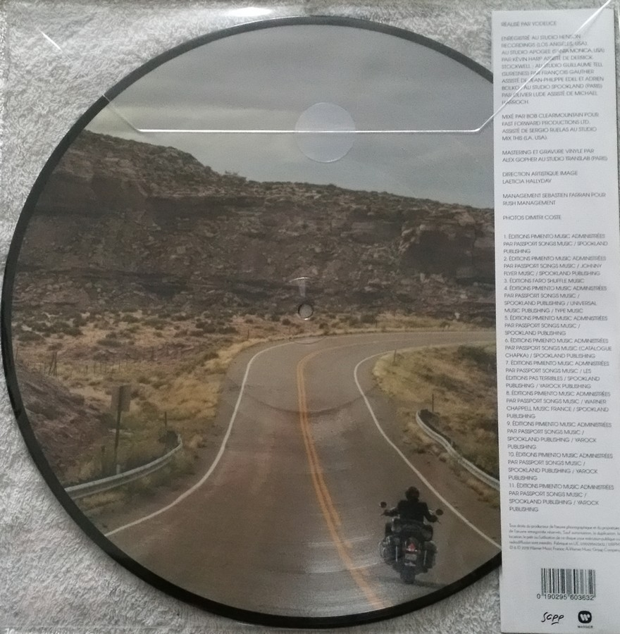 Picture disc officiel ( Universal, Sony, Warner ) 2018_m30