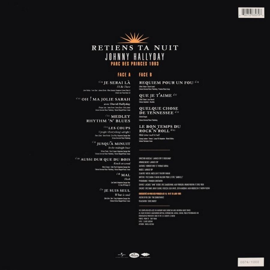 Picture disc officiel ( Universal Music )( Première partie ) 2018_r22