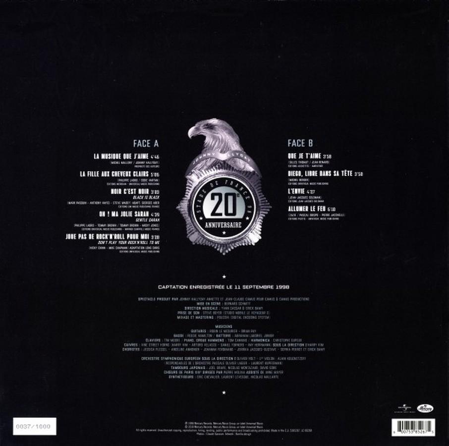 Picture disc officiel ( Universal Music )( Première partie ) 2018_s29