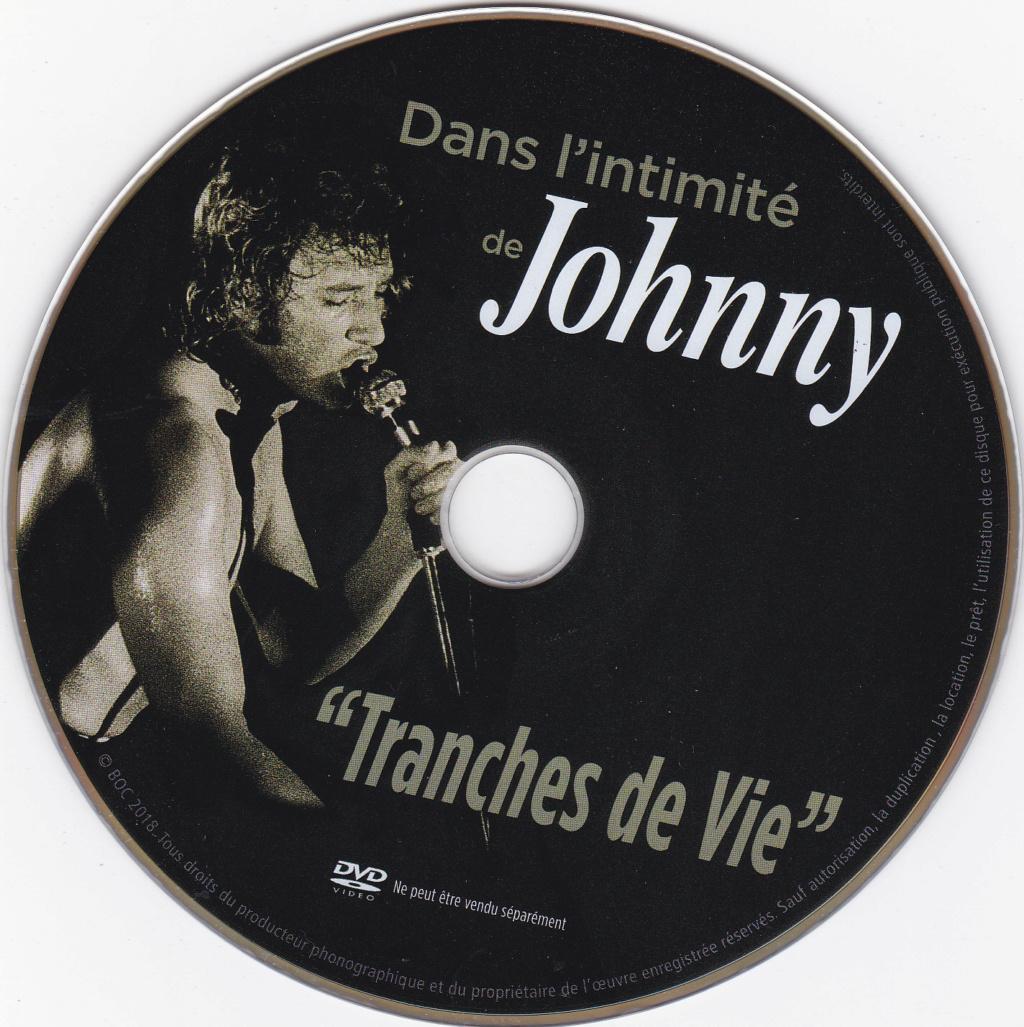 JAQUETTE DVD EMISSIONS TV , DOCUMENTS ,COMPILATIONS , ETC ( Jaquette + Sticker ) 2018_t16